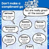 Accepting Compliments: Social Skills Lesson for Accepting Compliments
