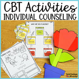 CBT Activities for Individual Counseling: Connecting Thoughts and Feelings