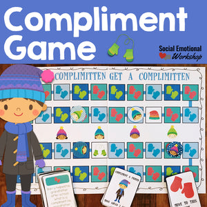 Giving and Receiving Compliments Game - Social Emotional Workshop