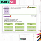 Communication Skills - SEL Activities for Distance Learning - Social Emotional Workshop