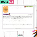Handling Feelings - SEL Activities for Distance Learning