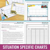 Individual Behavior Charts and Behavior Intervention Plans