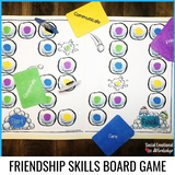 Winter Friendship Activities and Friendship Games