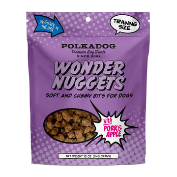 Wonder Nuggets with Pork & Apple