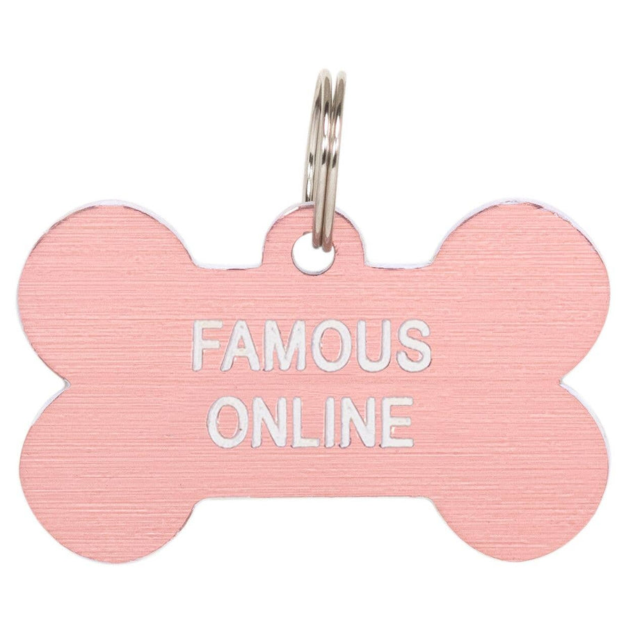 Famous Online Dog Tag