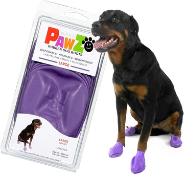 Dog Rubber Booties