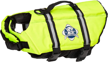 Doggy Life Jacket - Yellow