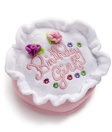 Birthday Girl Cake Toy