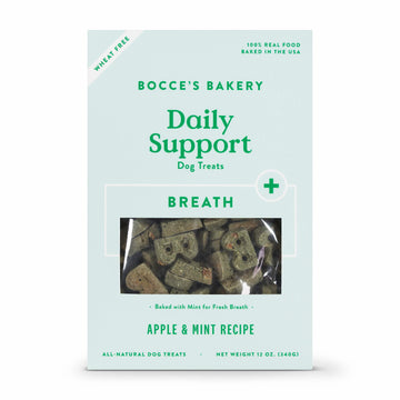 Functional Breath Aid Biscuits