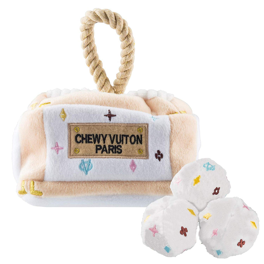 Chewy Vuiton Interactive Trunk