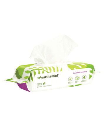 Grooming Wipes - Lavender