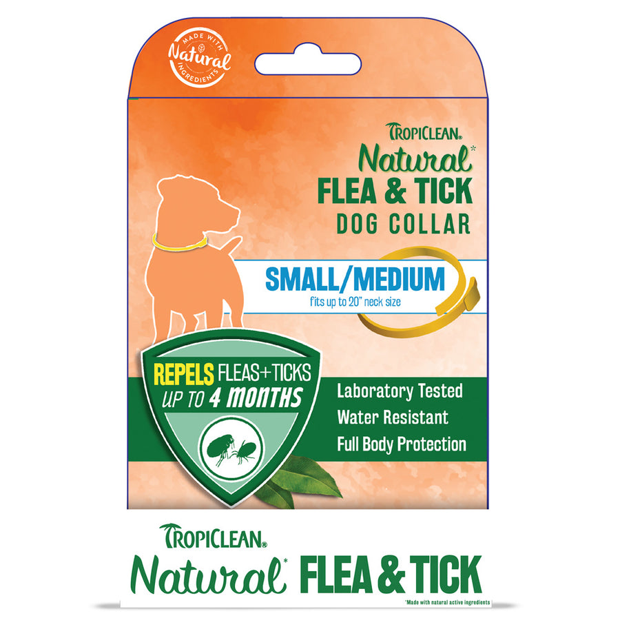 Flea & Tick Dog Collar - Small / Medium Dog