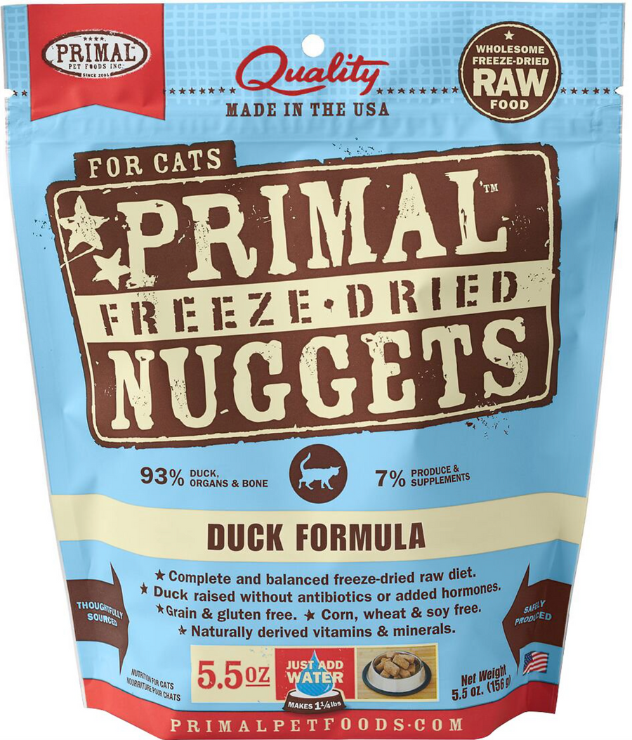 Freeze Dried Nuggets - Duck