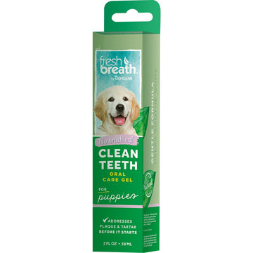 Fresh Breath Puppy Clean Teeth Gel