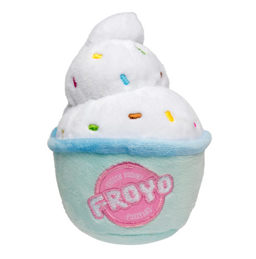 FroYo Ice Cream Dog Toy
