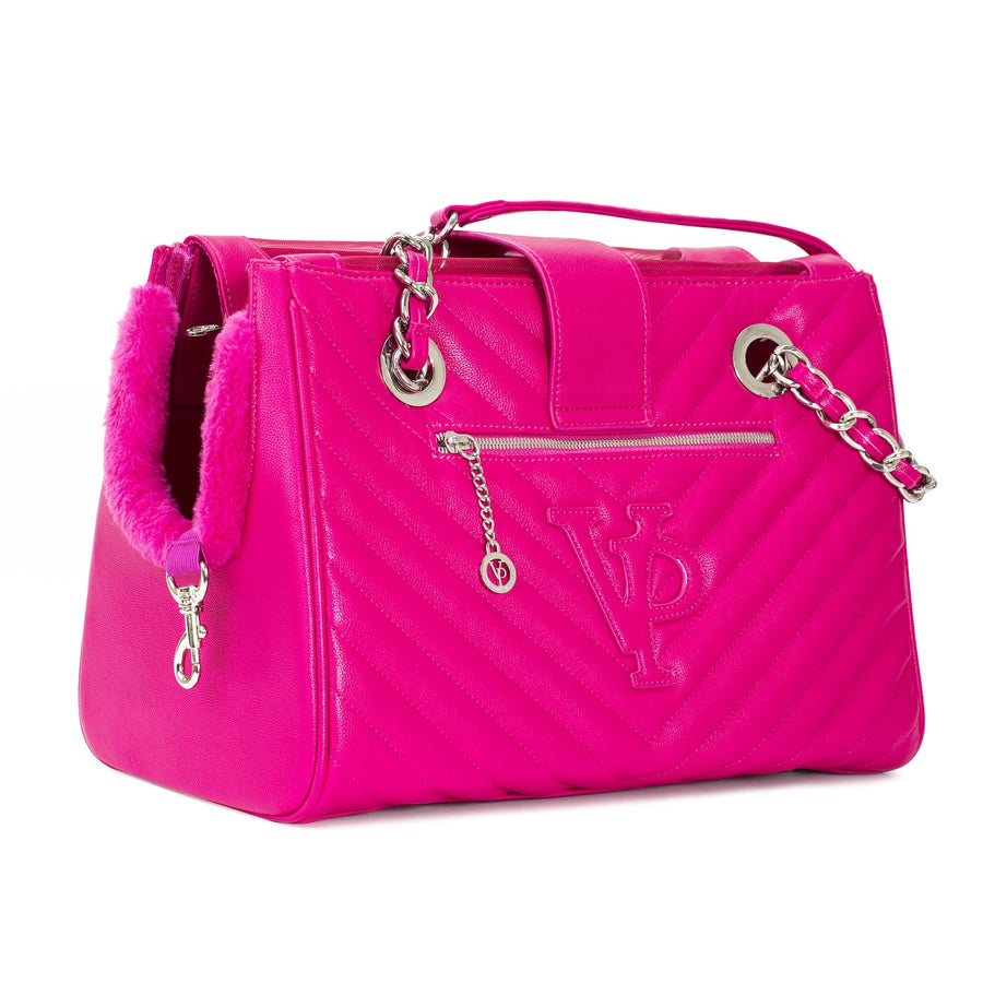 Fuchsia Luxury Carrier