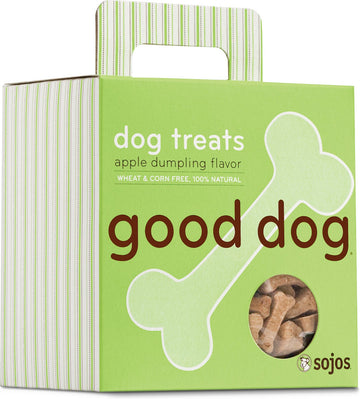 Good Dog Treats - Apple Dumpling