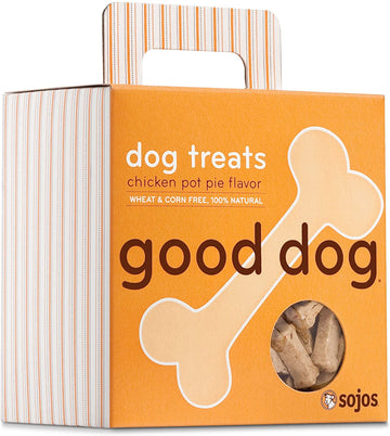 Good Dog Treats - Chicken Pot Pie