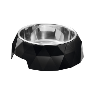 Kimberly Melamine Bowl - Black