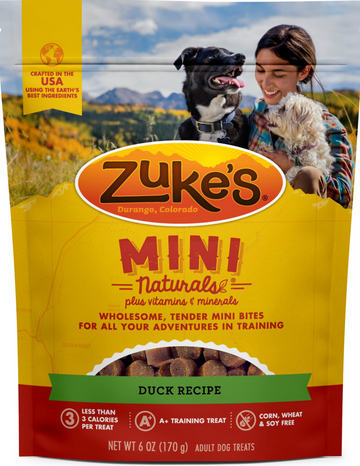 Mini Naturals - Duck Recipe