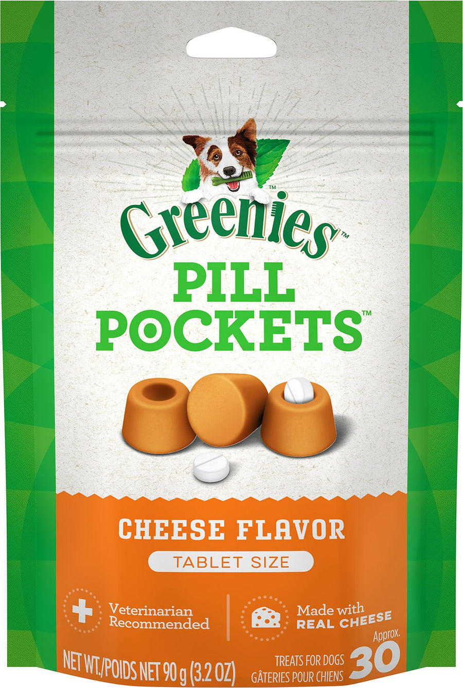 Pill Pockets - Cheese