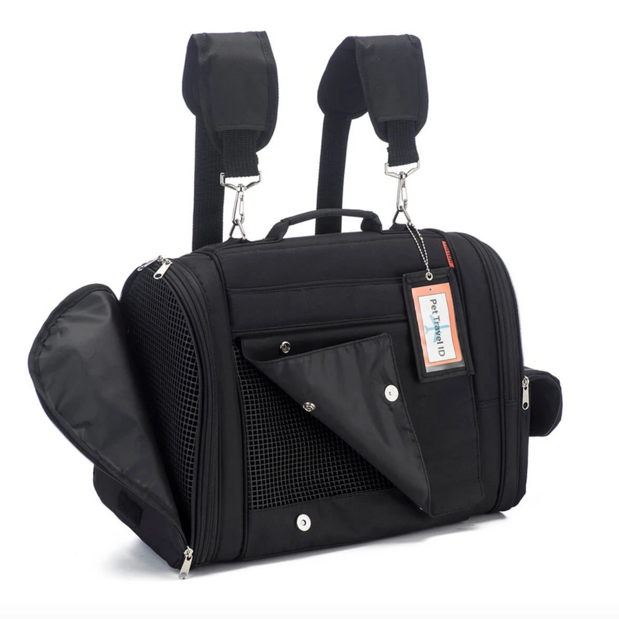 Hideaway Backpack - Black