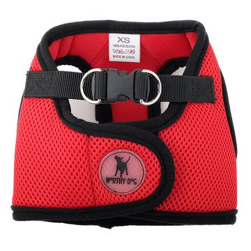 Red Sidekick Harness