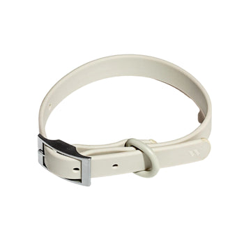 Gray Dog Collar