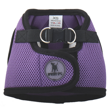 Purple Sidekick Harness