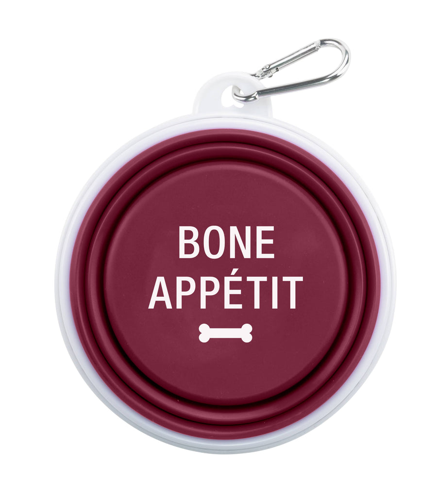 Bone Appétit Dog Bowl