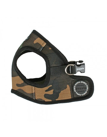 Soft Vest Harness - Camo