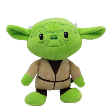 Yoda Figure Dog Toy