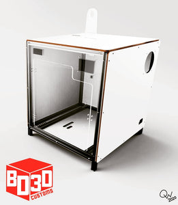 Small 3d printer enclosure