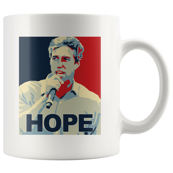 Beto Hope Poster Art Mug