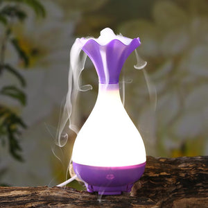 Fossa™ - Ultrasonic Air Humidifier and Aroma Oil Diffuser
