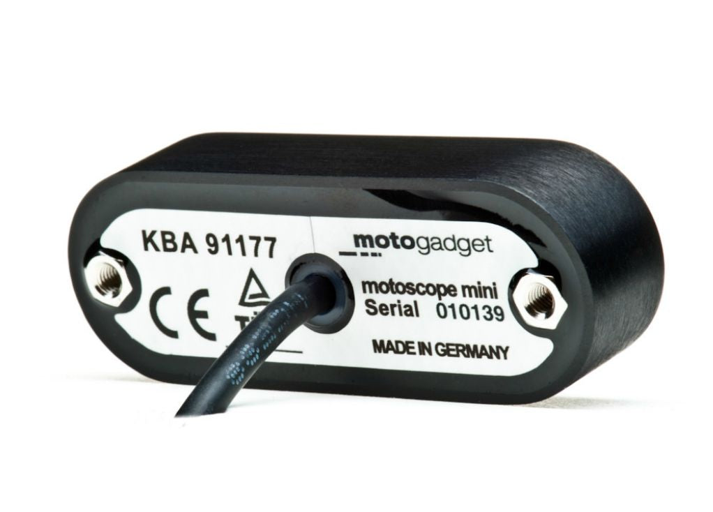 Motogadget motoscope mini