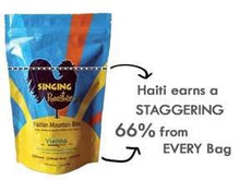 Load image into Gallery viewer, Singing Rooster - Premium Haitian Coffee - Whole Bean