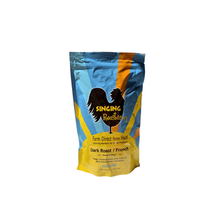 Singing Rooster - Premium Haitian Coffee - Ground - Bonbon Lakay