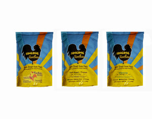Premium Haitian Coffee Roasts - Set of 3 - 12oz Bags - Bonbon Lakay