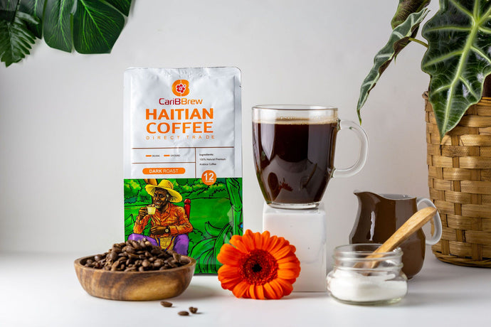 Caribbrew Haitian Coffee - Dark Roast