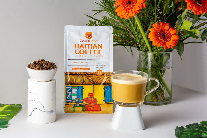 Caribbrew Haitian Coffee - Medium Roast