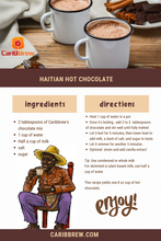 Load image into Gallery viewer, Haitian Hot Chocolate - Powder - Bonbon Lakay