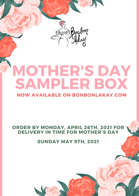 Bonbon Lakay Mother's Day 2021 Sampler Treats Box - Bonbon Lakay