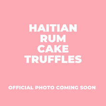 Load image into Gallery viewer, Haitian Rum Cake Truffles