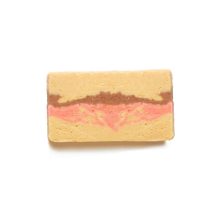 Dous Makos -  Classic Vanilla & Chocolate Fudge - Single Bar
