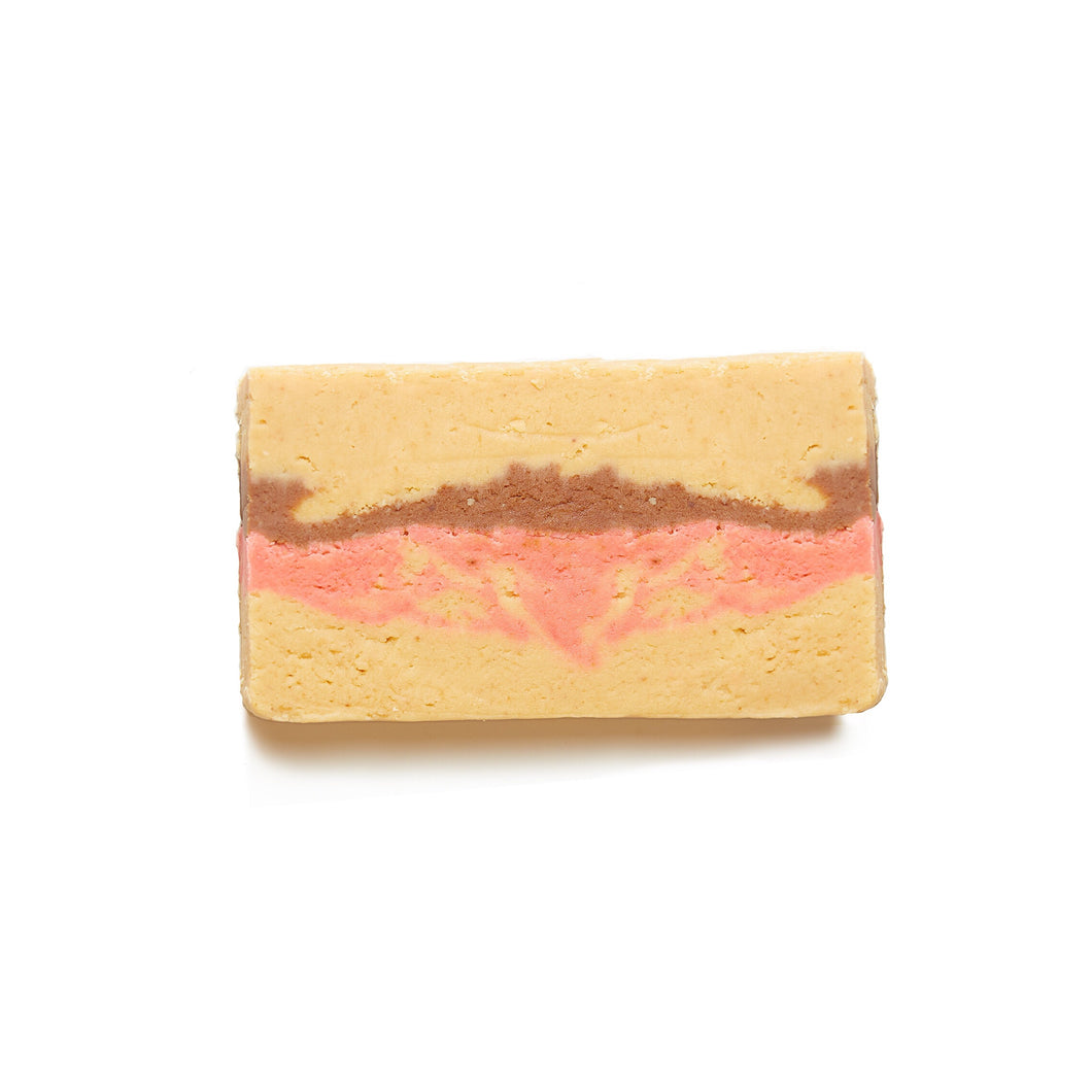 Dous Makos - Classic Vanilla & Chocolate Fudge - Single Bar - Bonbon Lakay