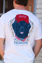 Load image into Gallery viewer, MAGA Dog Tee - White