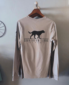 Walking lab long sleeve