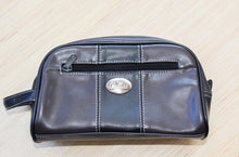 Load image into Gallery viewer, Leather Toiletry Bag