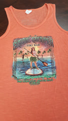 Paddleboard Girl Ladies Tank